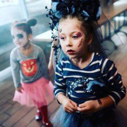 Хэллоуин в школах Москвы