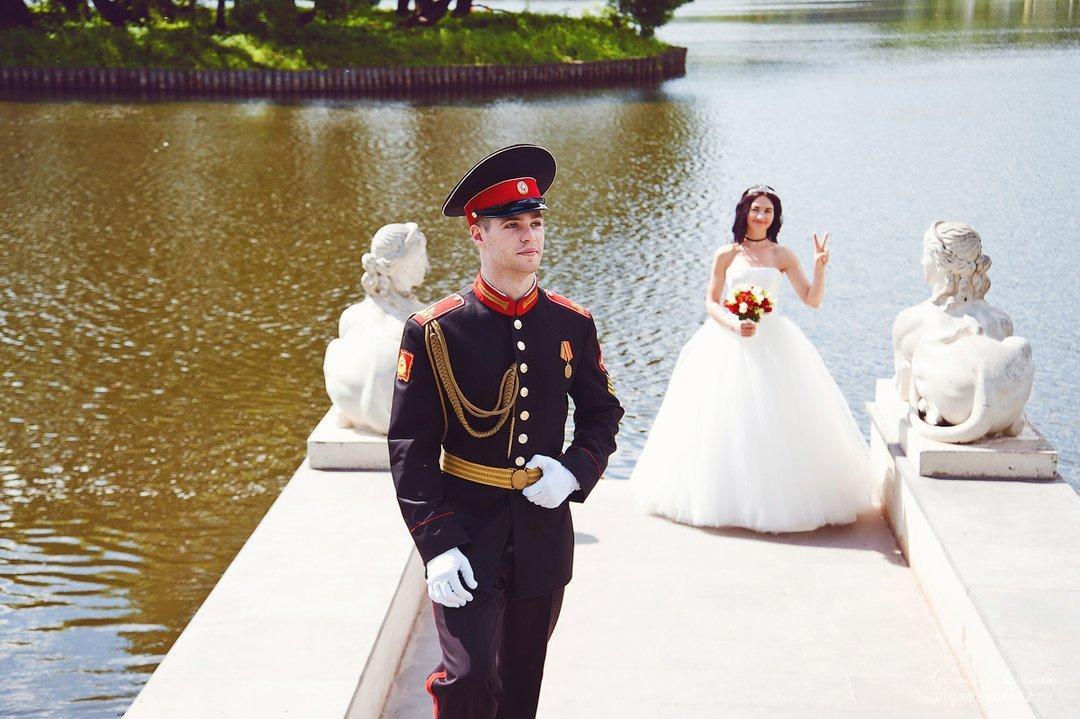 Проведение свадьбы в Московской области