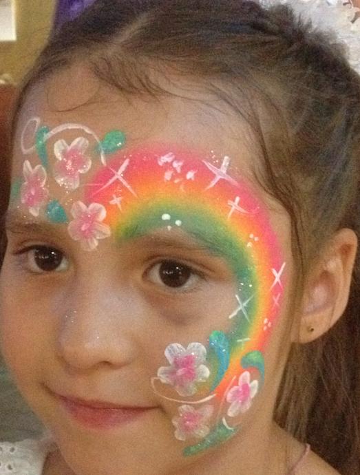 Аквагрим для детей и взрослых в Москве