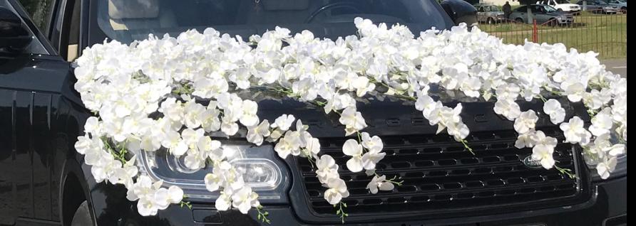 Аренда машины на свадьбу в Москве