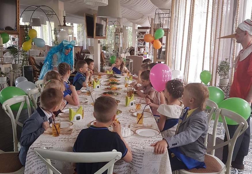 Как отметить день рождения ребенка в Москве