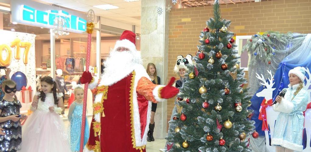 Проведение детских новогодних елок в Москве и Подмосковье