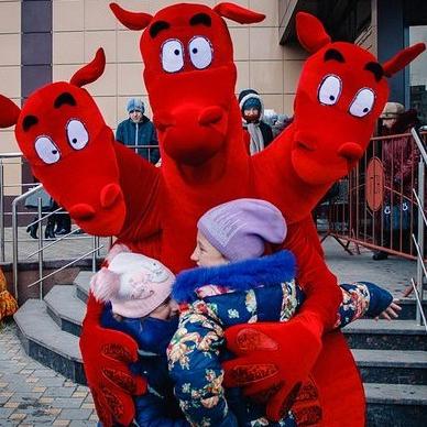 Ростовые куклы в Москве на праздник