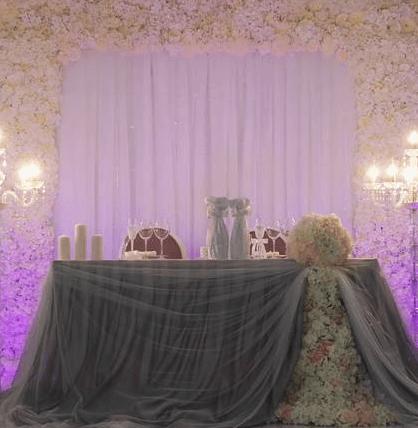 Свадебное оформление торжественных мероприятий в Москве