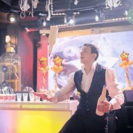 Бармен шоу для детей и взрослых в Москве