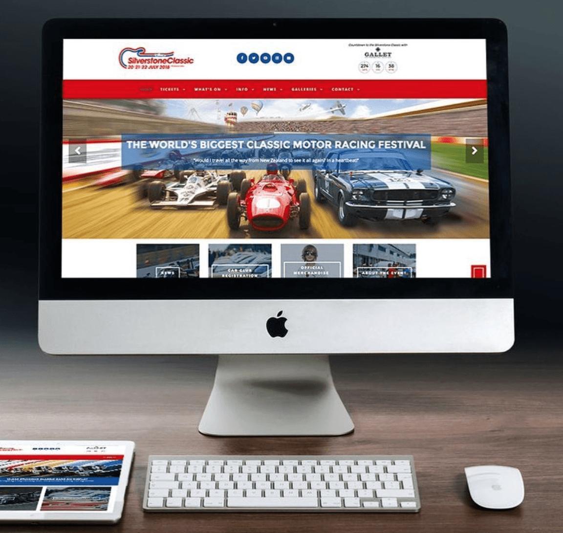 Создание сайта для мероприятия