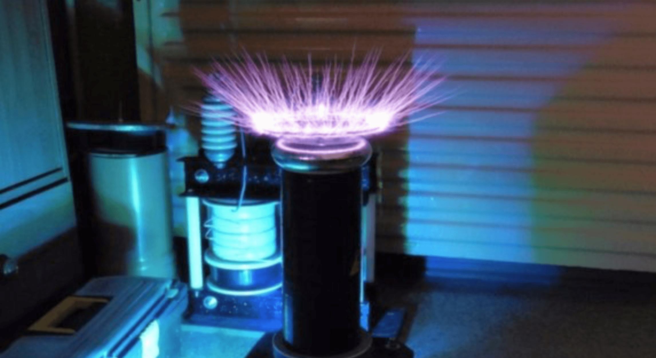 Электрическое шоу Тесла