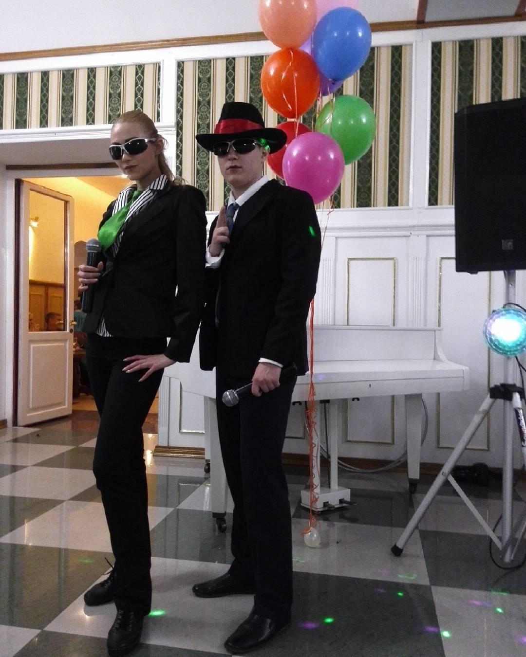 Шпионская вечеринка: Агент 007