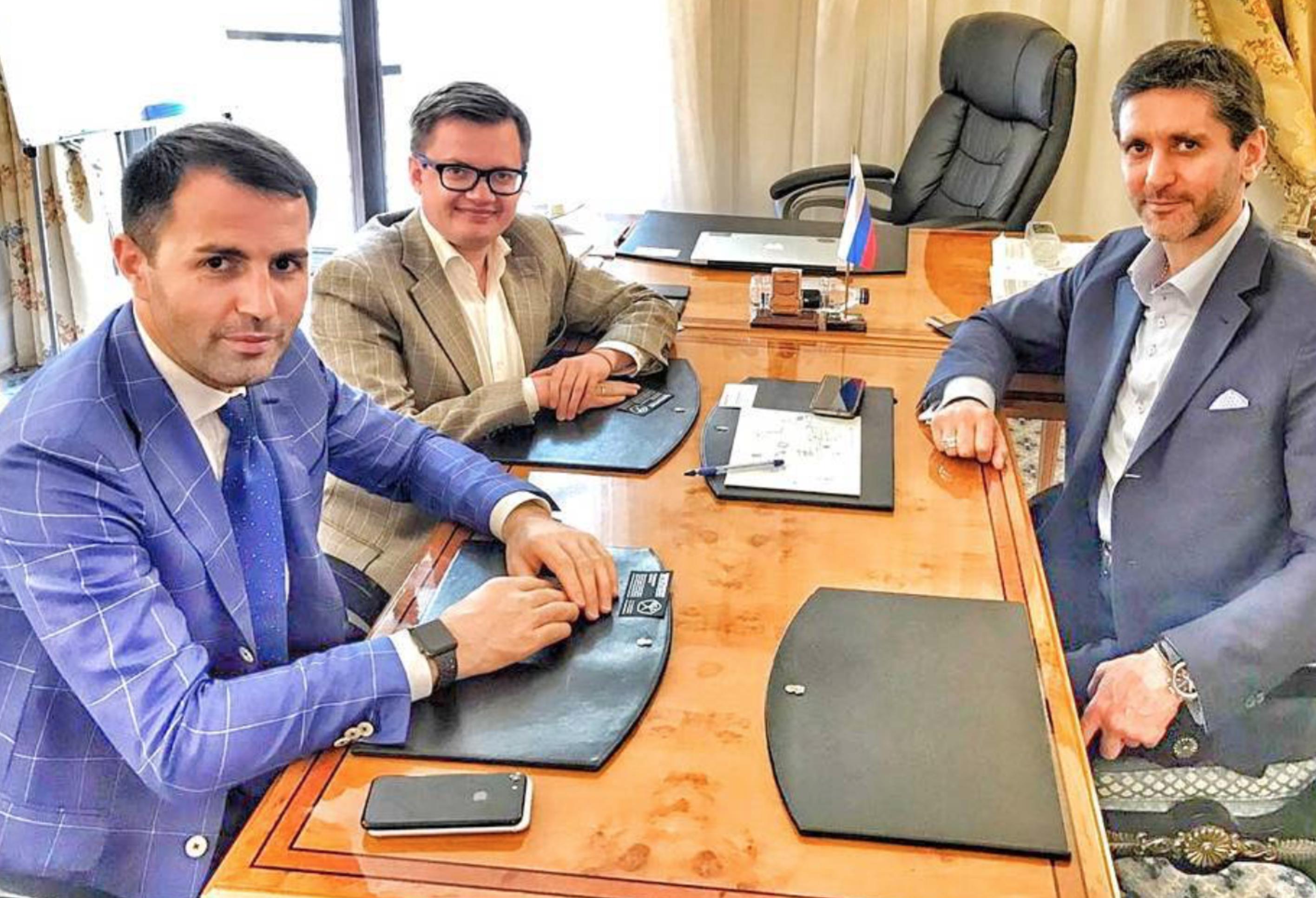 Организация деловых встреч