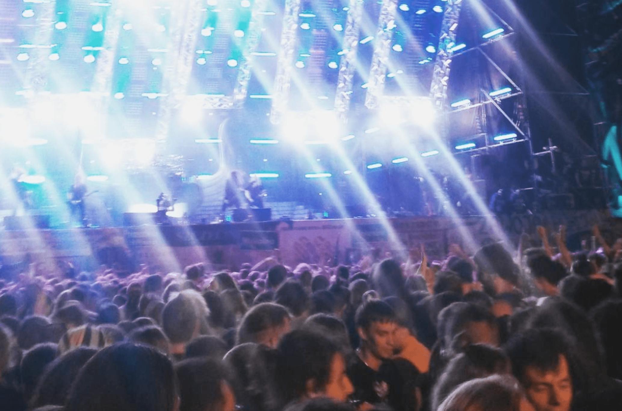 Организация концертов и гастролей