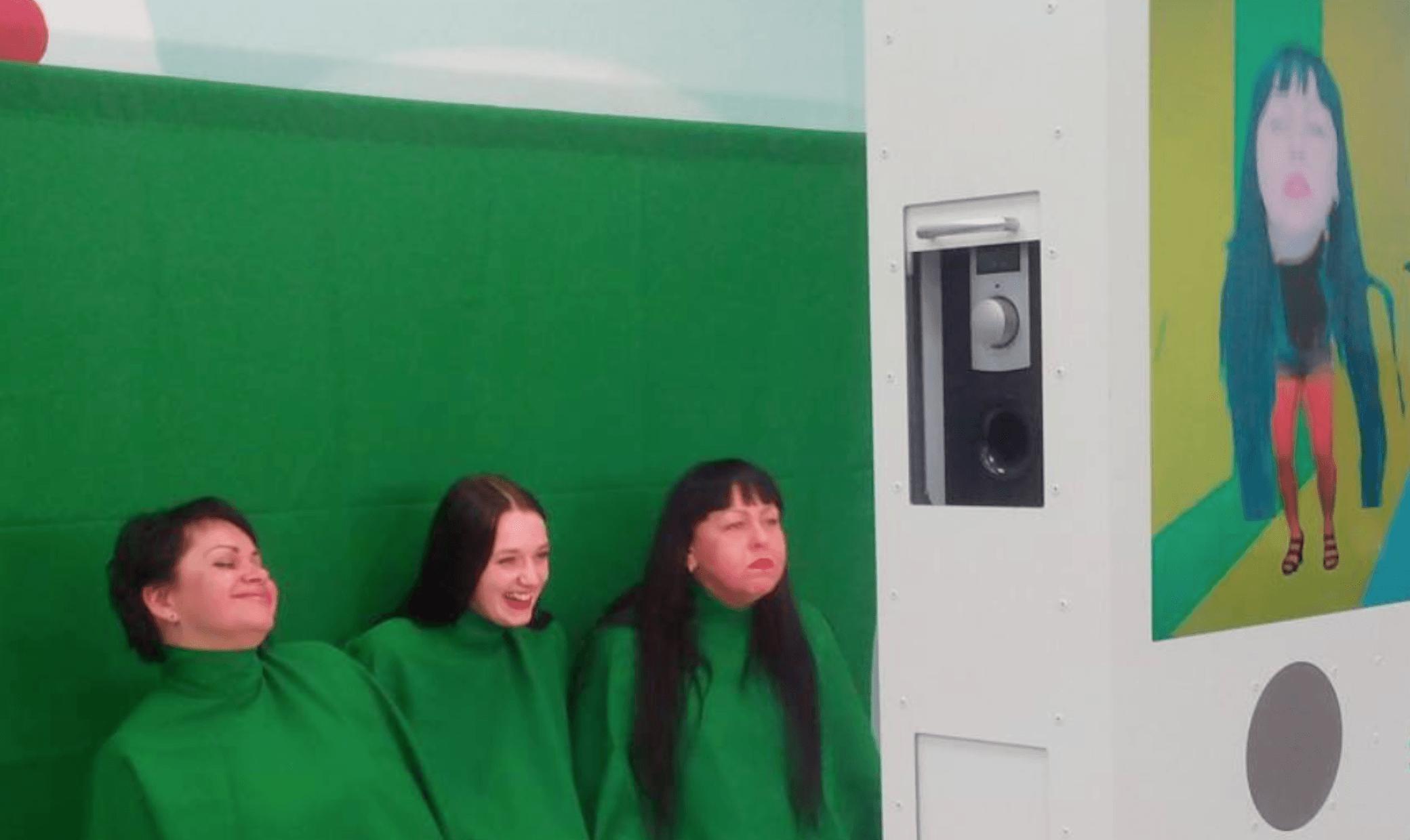 Фотобудка на мероприятие