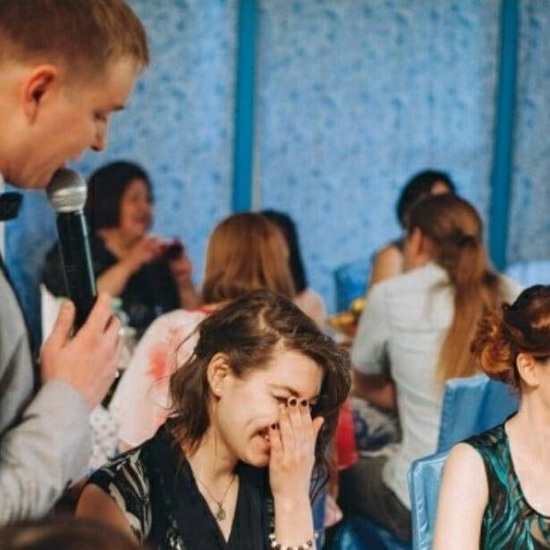 Ведущий и диджей на свдьбе в Москве