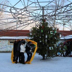 Зимний тимбилдинг: какие приключения сплотят коллектив? Праздники