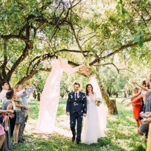 9 ключей к организации великолепной свадьбы Праздники