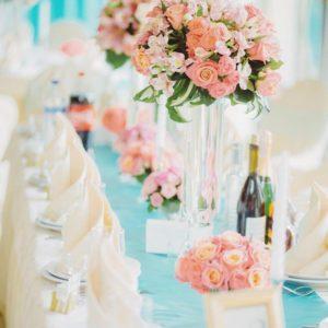 Модные тенденции: как стильно оформить свадьбу? Праздники