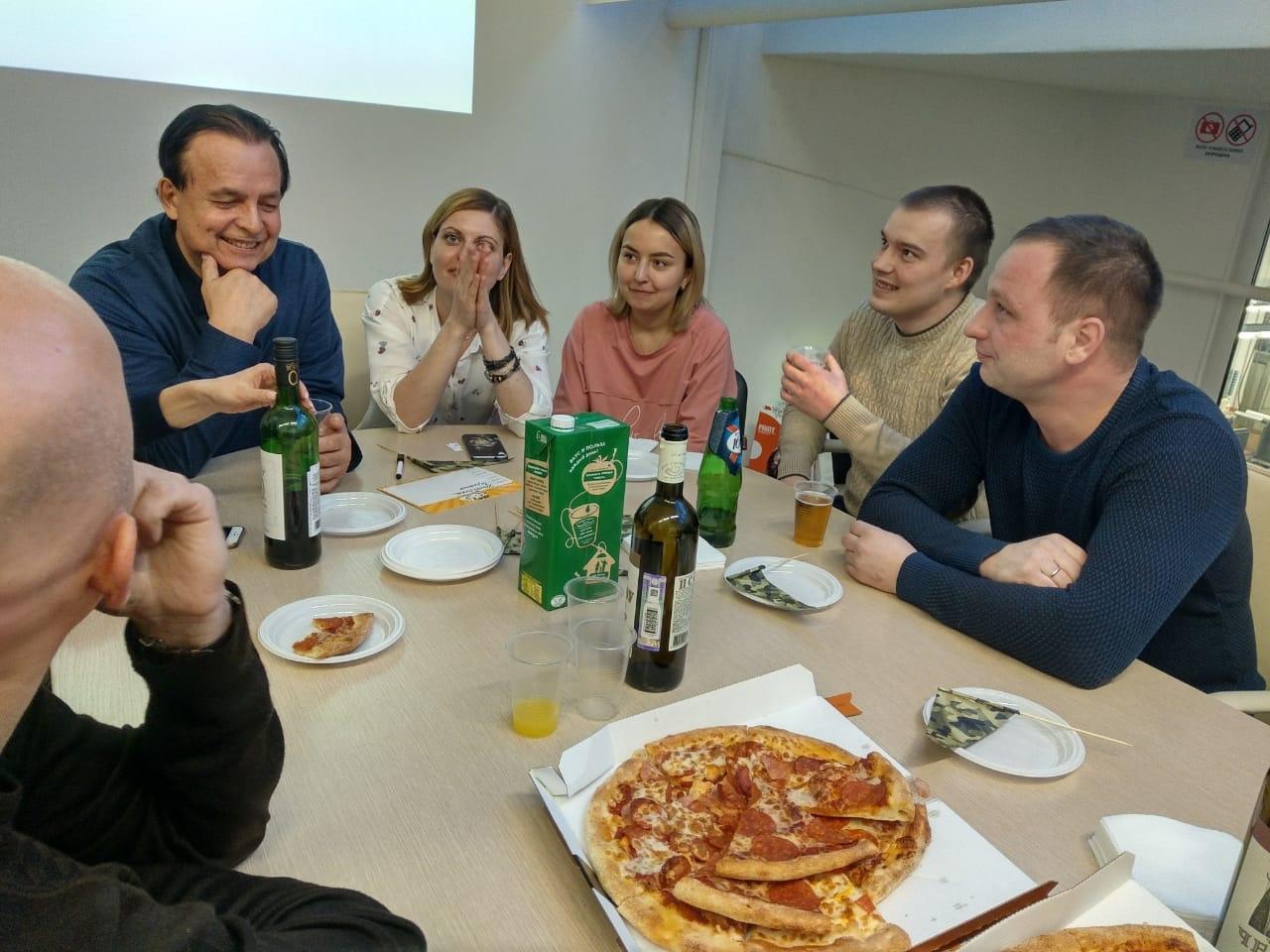 Организация праздников и мероприятий от ивент агенства mur.ru