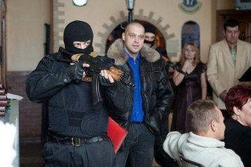 Организация розыгрыша с полицией